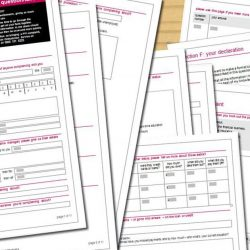 Ppi claims advice archives fairerppi free guide how to complete a ppi claim form solutioingenieria Images